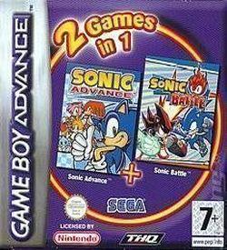 2 In 1 - Sonic Advance & Sonic Battle ROM