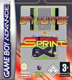2 In 1 - Spy Hunter & Super Sprint (sUppLeX) ROM