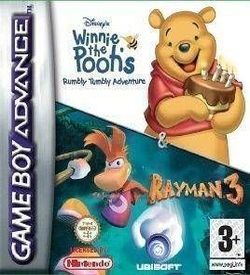 2 In 1 - Winnie The Pooh's Rumbly Tumbly Adventure & Rayman 3 ROM