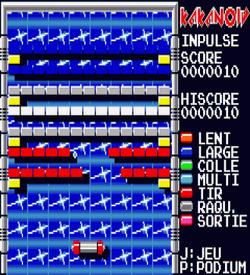 Kakanoid_Gameboy_Advance ROM