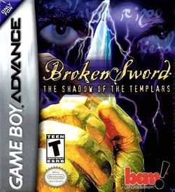 Broken Sword - The Shadow Of The Templars ROM