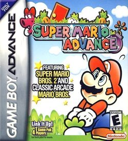 Super Mario Advance ROM
