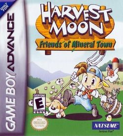 Harvest Moon - Friends Of Mineral Town ROM