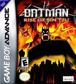 Bat-Man - Rise Of Sin Tzu ROM