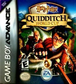 Harry Potter - Quidditch World Cup ROM