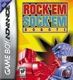 Rock 'em Sock 'em Robots ROM