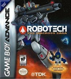 Robotech - The Macross Saga ROM