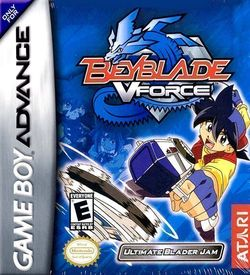 Beyblade V-Force - Ultimate Blader ROM