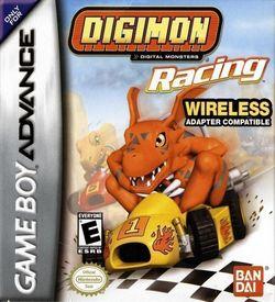 Digimon Racing ROM