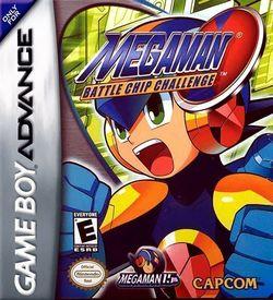 Megaman Battle Chip Challenge ROM