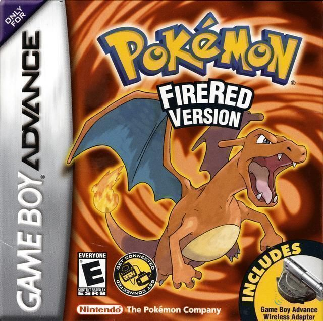 Pokemon - Fire Red Version (V1.1)