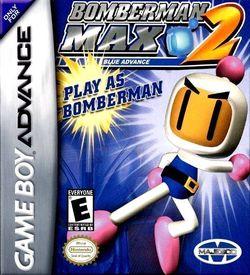 Bomber-Man Max 2 Blue ROM
