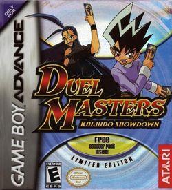 Duel Masters - Kaijudo Showdown ROM