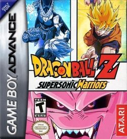 Dragonball Z - Supersonic Warriors ROM