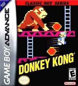 Classic NES - Donkey Kong ROM