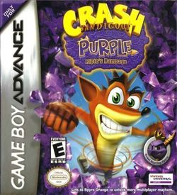 Crash Bandicoot - Purple Riptos Rampage ROM