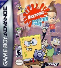 Nicktoons - Freeze Frame Frenzy ROM