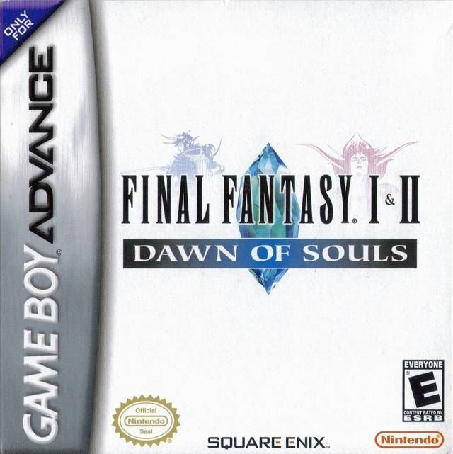 Final Fantasy 1 + 2 - Dawn Of Souls
