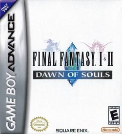 Final Fantasy 1 + 2 - Dawn Of Souls ROM
