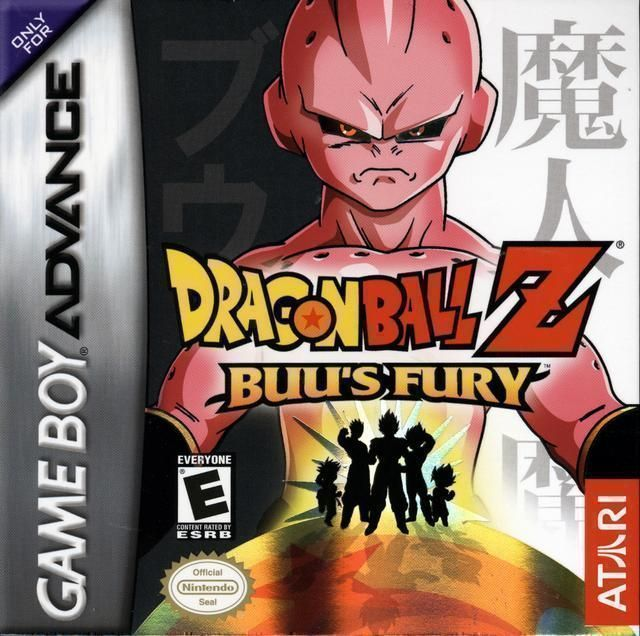 Dragonball Z - Buu's Fury