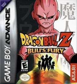 Dragonball Z - Buu's Fury ROM