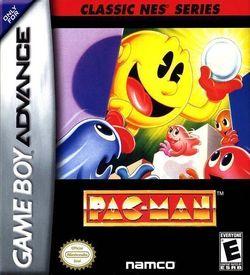 Classic NES - Pac-Man ROM