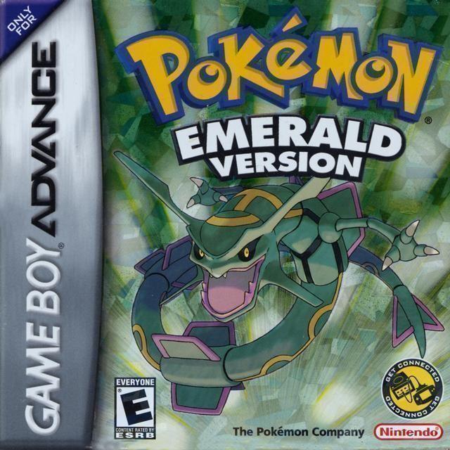 Pokemon - Emerald Version