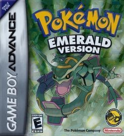 Pokemon - Emerald Version ROM