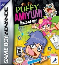 Hi Hi Puffy AmiYumi - Kaznapped! ROM