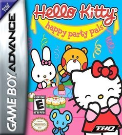Hello Kitty - Happy Party Pals ROM