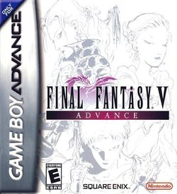 Final Fantasy 5 Advance ROM