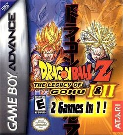 Dragonball Z - The Legacy Of Goku 2 ROM