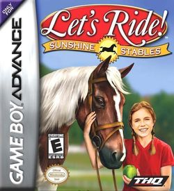 Let's Ride! - Sunshine Stables ROM