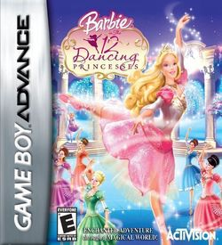 Barbie In The 12 Dancing Princesses ROM