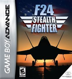 F24 Stealth Fighter ROM