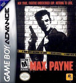 Max Payne ROM
