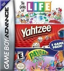 3 In 1 - Life Yahtzee Payday GBA ROM