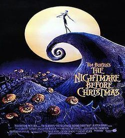 Tim Burton's The Nightmare Before Christmas - The Pumpkin King ROM