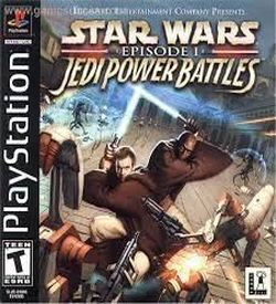 Star Wars - Jedi Power Battles ROM
