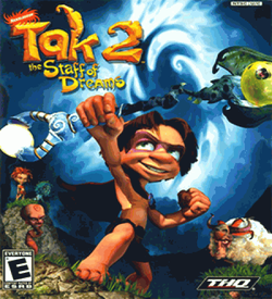 Tak 2 - The Staff Of Dreams ROM
