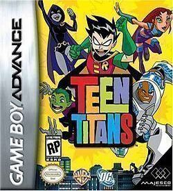 Teen Titans 2 - The Brotherhood's Revenge ROM