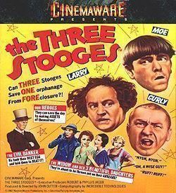 Three Stooges, The ROM