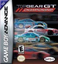 Top Gear GT Championship ROM