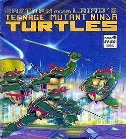Teenage Mutant Ninja Turtles - Volume 1 ROM