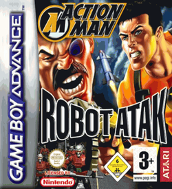 Action Man - Robotatak GBA ROM