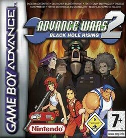 Advance Wars 2 - Black Hole Rising (Surplus) ROM