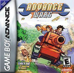 Advanced Wars GBA