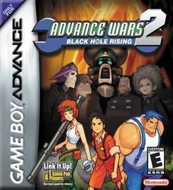 Advanced Wars 2 - Black Hole Rising GBA ROM