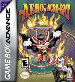 Aero The Acrobat - Rascal Rival Revenge GBA ROM