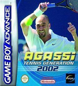 Agassi Tennis Generation 2002 (Mode7) ROM